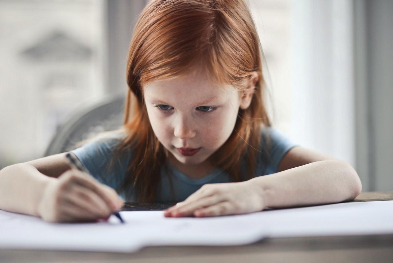 Leven als kind met schrijfproblemen